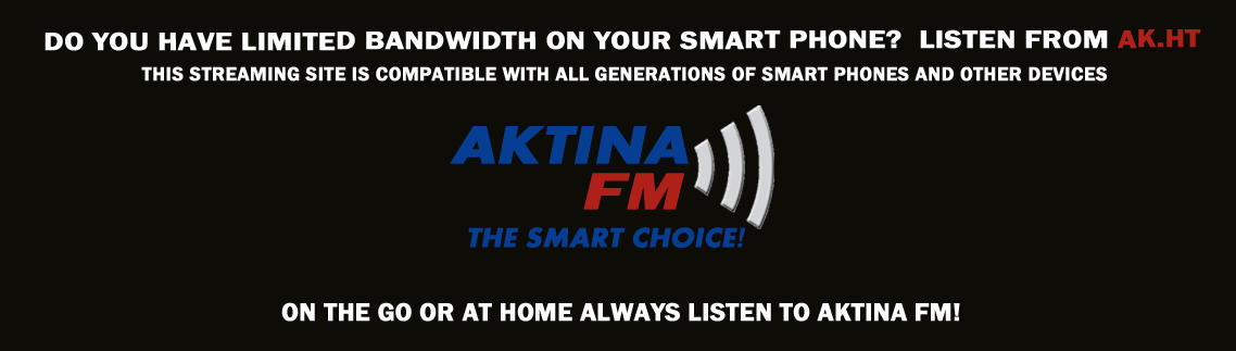 AKTINA FM Alternative Streaming Site